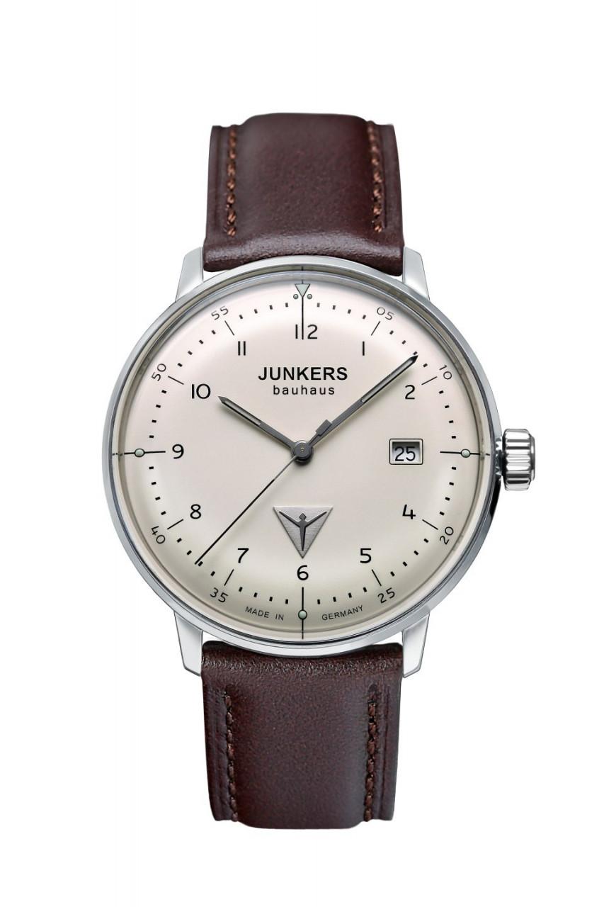 HAU, Junkers Bauhaus Ronda515 Ronda 515, Steelcase 40mm, wr 3atm